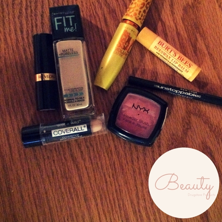 Favorite Drugstore Make Up