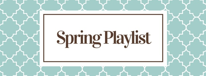 April/May Playlist